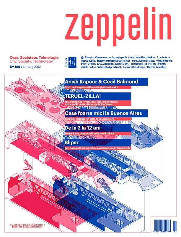Cover in ZEPPELIN