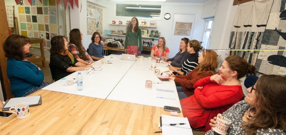 """""""Branding on a budget"""" workshop - Business Coaching Sussex"""