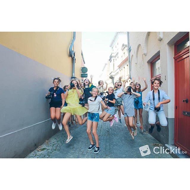 Joepie weekend, dat wilt zeggen volledig recupereren van een drukke schoolweek. Wat doe jij dit weekend? 🥳 • • • • #clickit #fotografie #foto #fotokamp #kamp #kinderkamp #weekend #fun