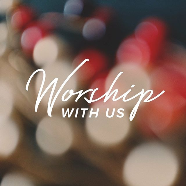We are excited for another opportunity to worship together and to celebrate the birth of Jesus this Sunday!  See you at Carlisle High School at 10AM!