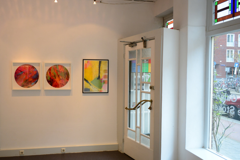 Installation view Galerie de Stoker