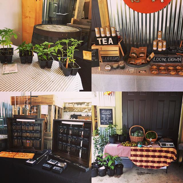 Pop-up farmer's and crafter's market today from 2-5!  #phoenixmtncreations #rosemountainfarm @hopecreekfarm @appwildtea #orchardtobottle #molleychompercider #eatlocal #buylocal