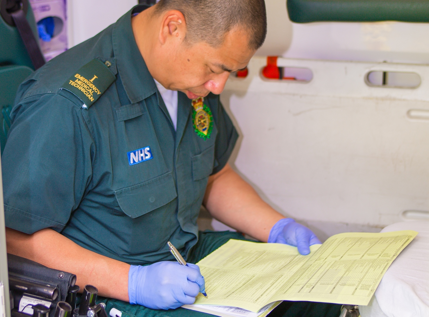 Emergency Medical Technician 1