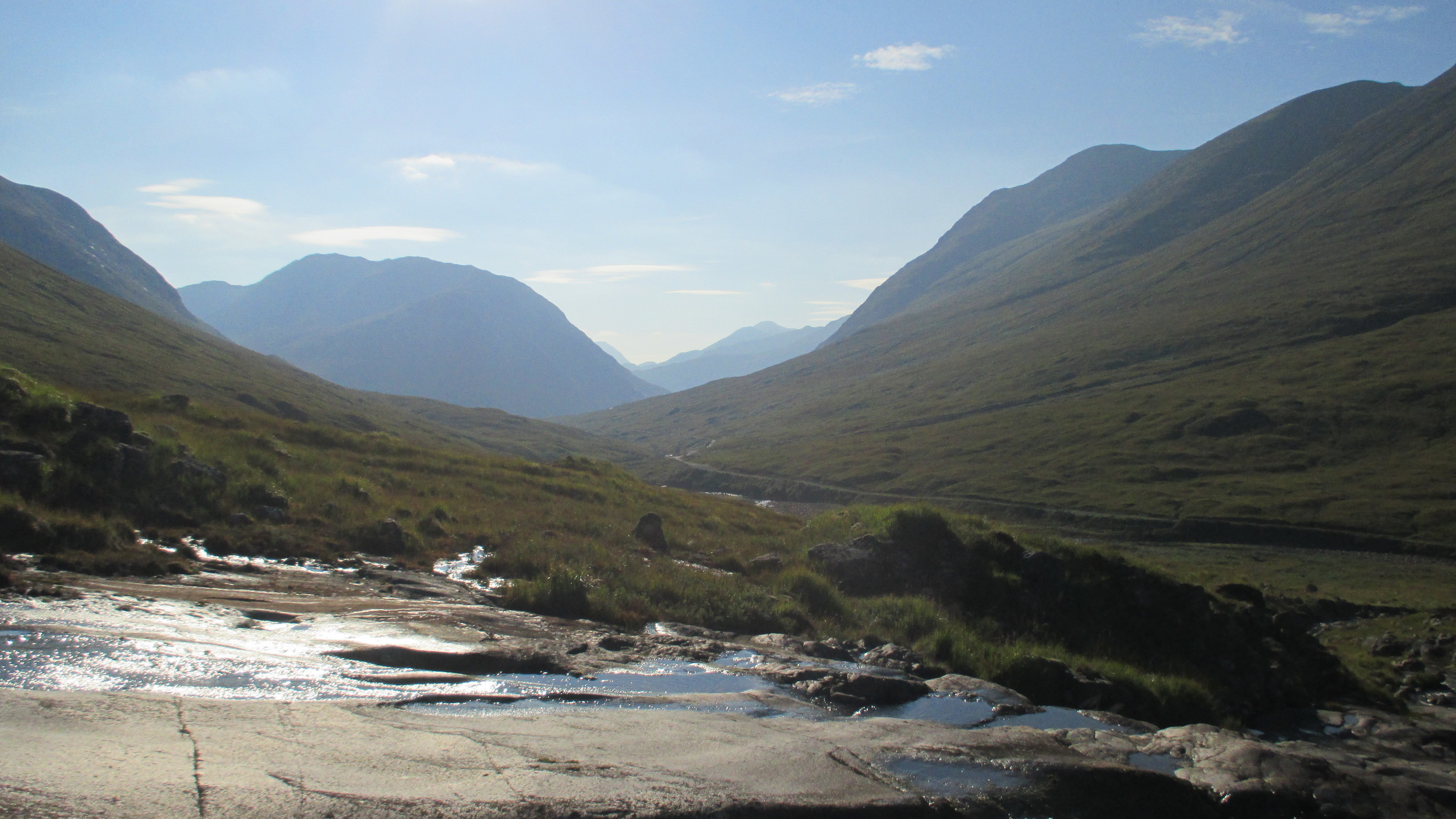 Glen Etive , North Western Highlands, Scotland