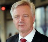 Rt Hon David Davis MP, Secretary of State for Exiting the European Union