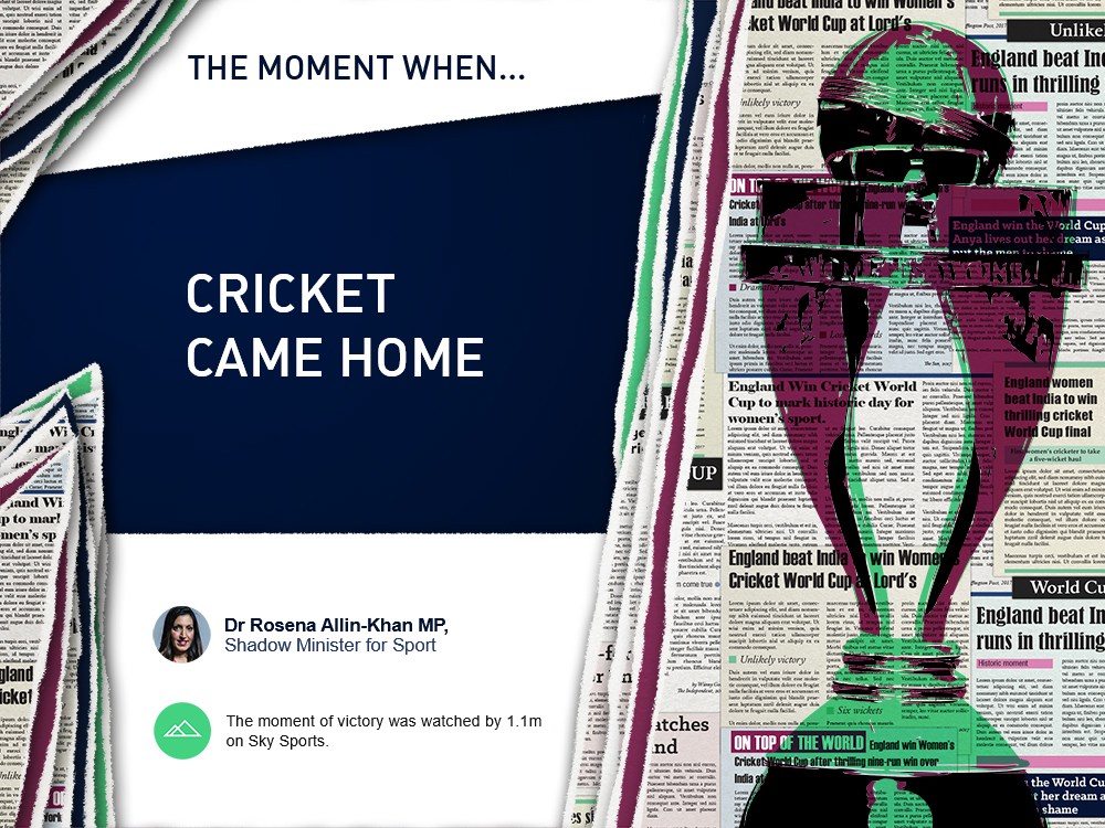 Read more about Rosena Allin-Khan's moment...
