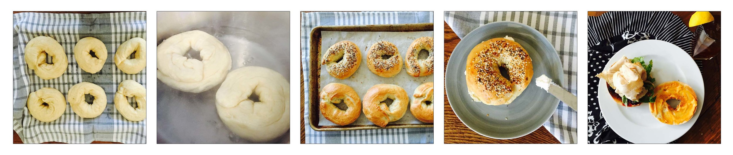 BaGELS, STEp BY STep.