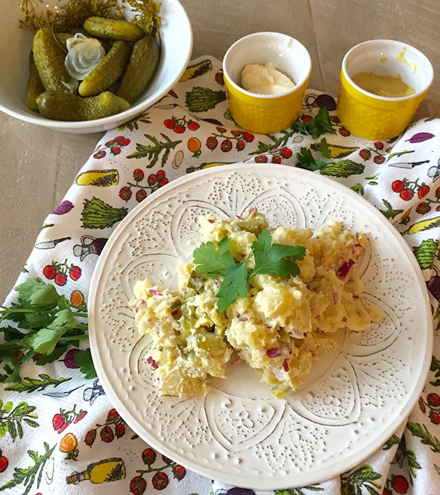 omi anke's german potato salad