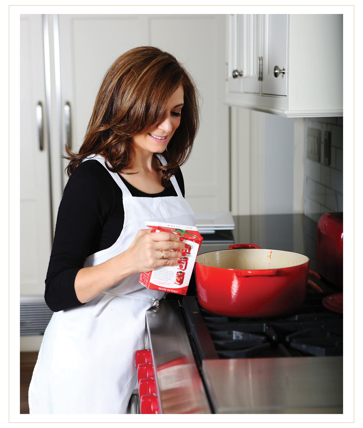 Let's Cook Together...Share a recipe with Anna to be featured on the blog