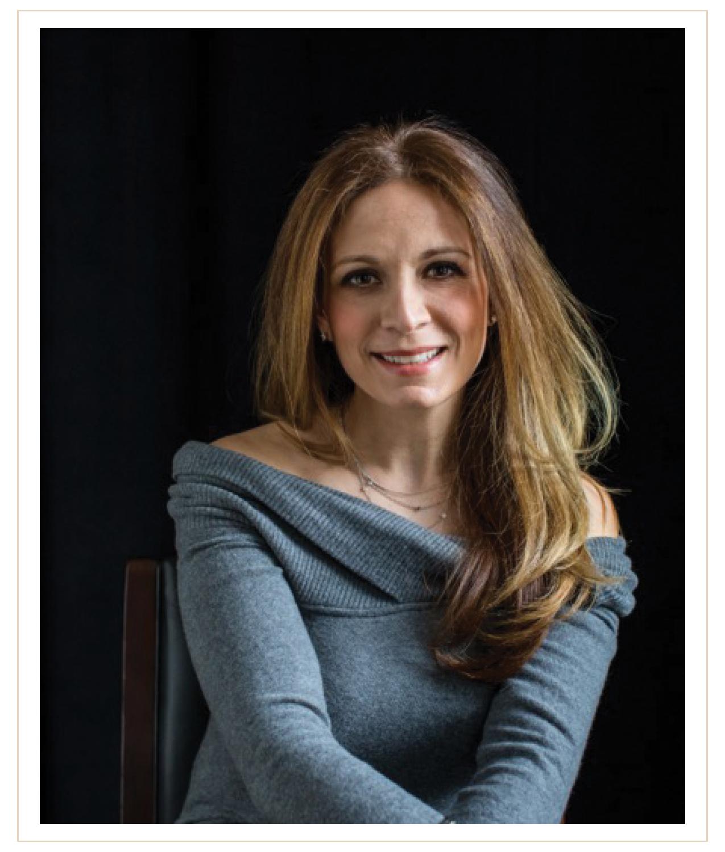Author, Anna Francese Gass
