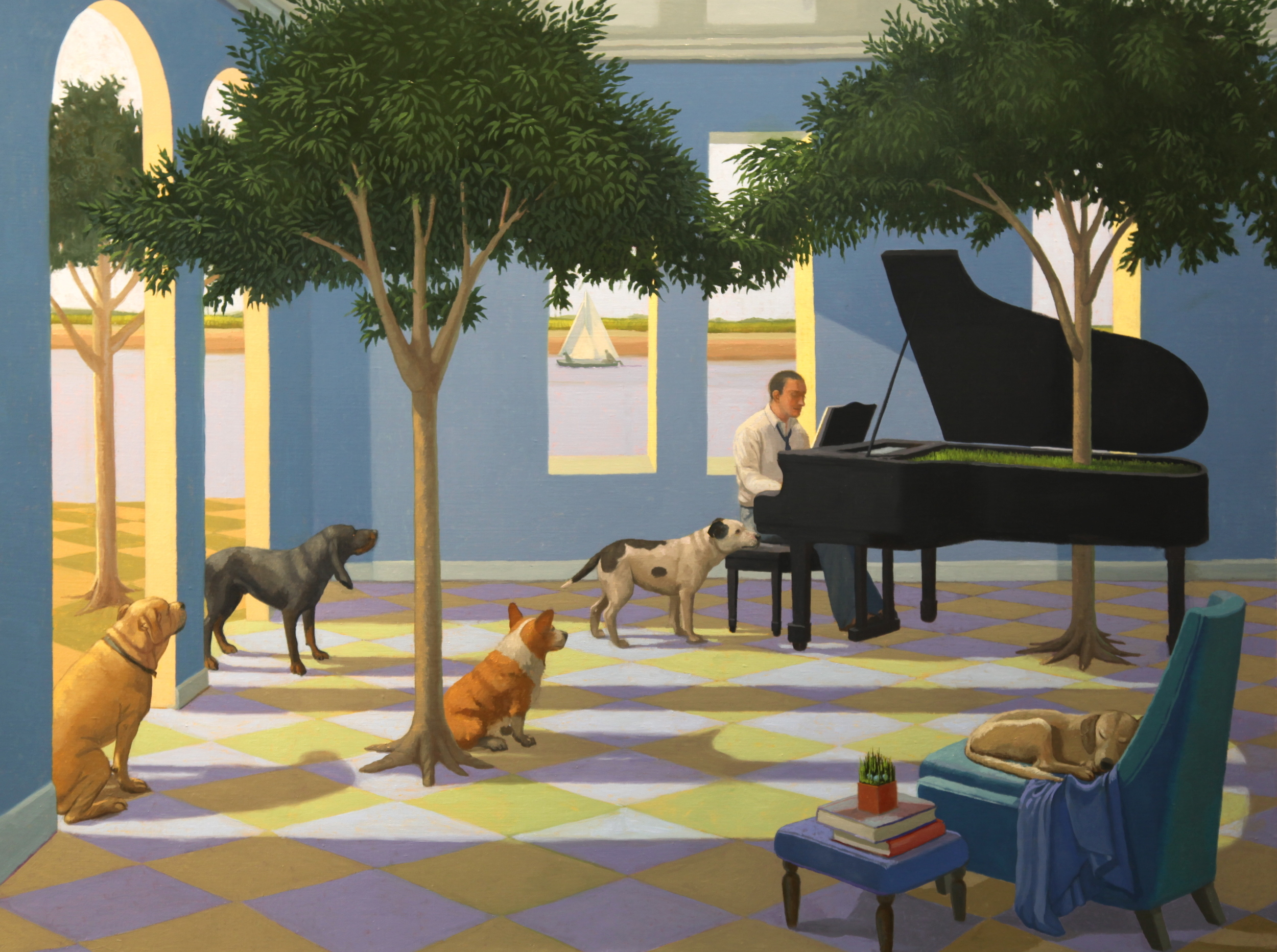 Blues for Dogs