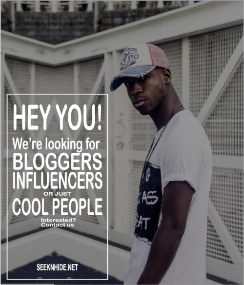 Seek n Hide We want you