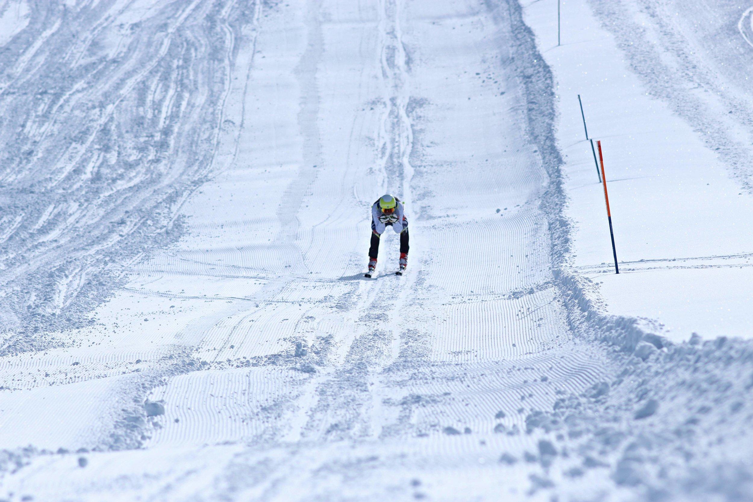 Test av skidor