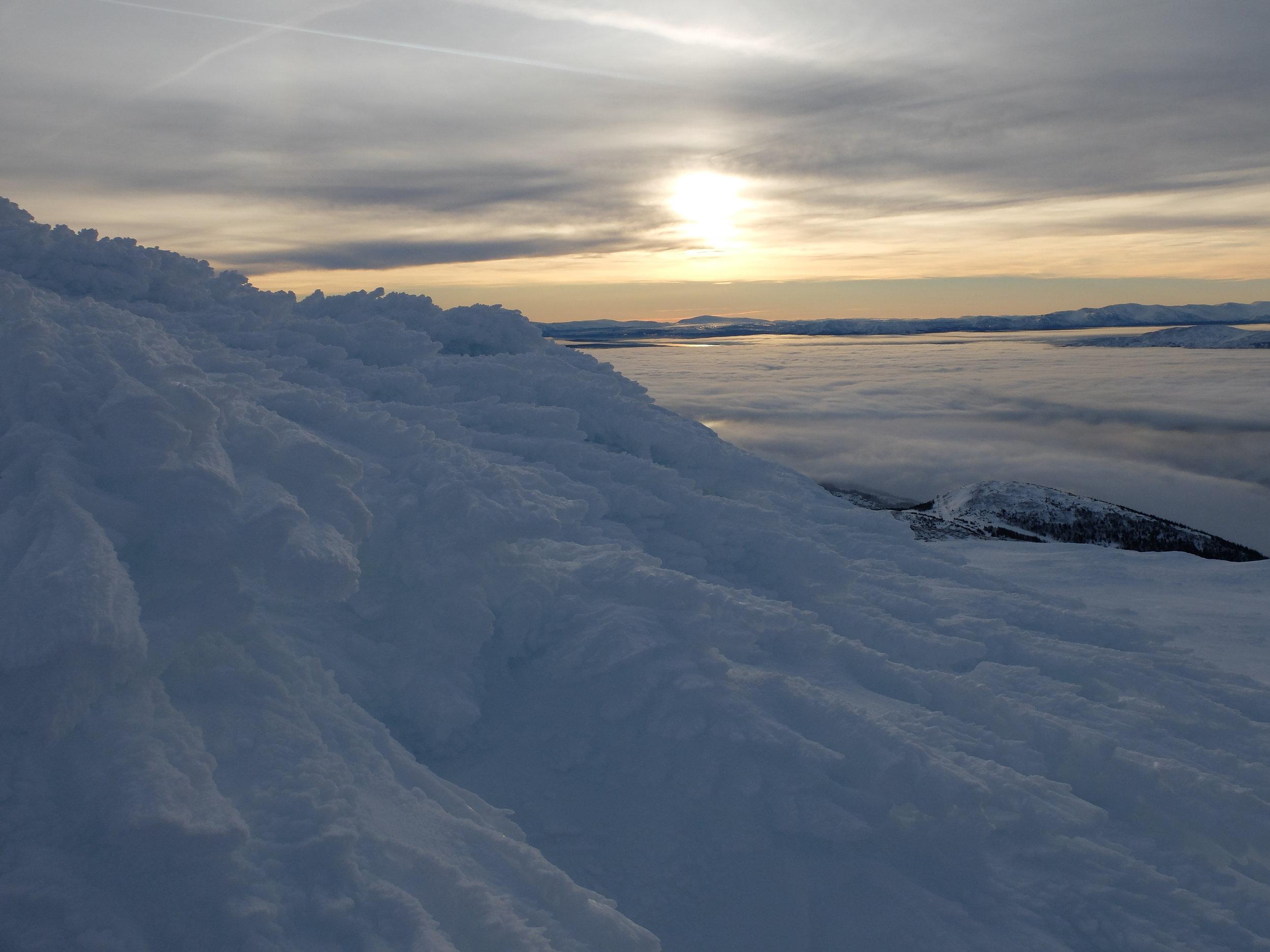 Hem till Åre för en dag innan slalom-SM