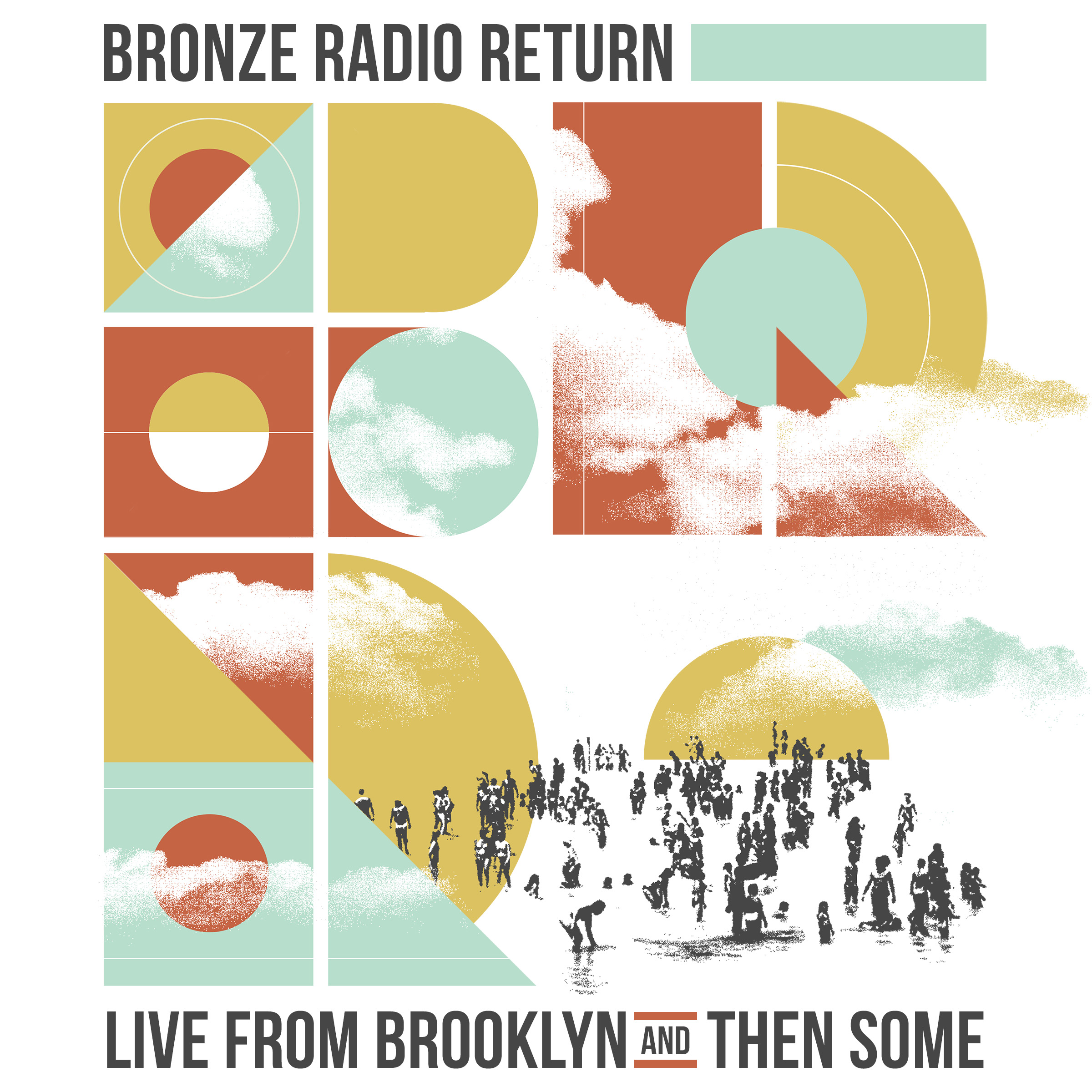 Live From Brooklyn And Then Some (2016)      1. Pocket Knife (live) 2. Light Me Up (live) 3. Down There (live) 4. Only Temporary (live) 5. Shake, Shake, Shake (live) 6. Still In Motion (bonus studio track)     7. Where I'm Coming From (bonus studio track)