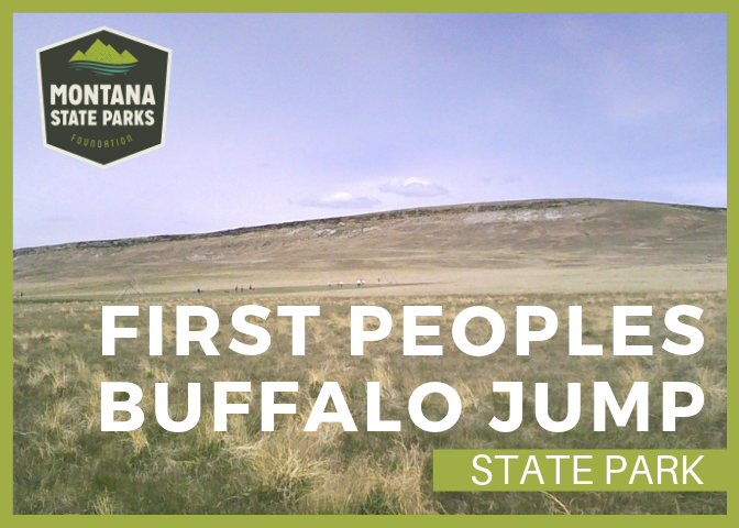 First Peoples Buffalo Jump State Park.png