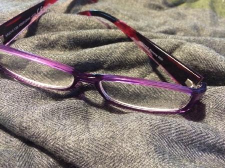 "My ""granny glasses"""
