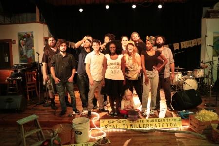 Cassidy A. Maze and the Crealitation House Band