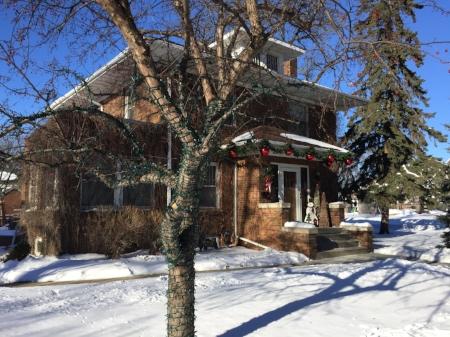 Cureado's home in South Dakota