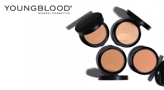 Moodz only uses Youngblood mineral cosmetics for a look that radiates a natural healthy glow.  Youngblood is the premier luxury mineral cosmetics line made of natural, finely ground minerals from the earth — without any of the common irritants (including chemicals, dyes and preservatives) found in conventional makeup.  Youngblood is gentle to all skin types and conditions, including skin recovering from laser or chemical peels, or experiencing rosacea, acne or discoloration.