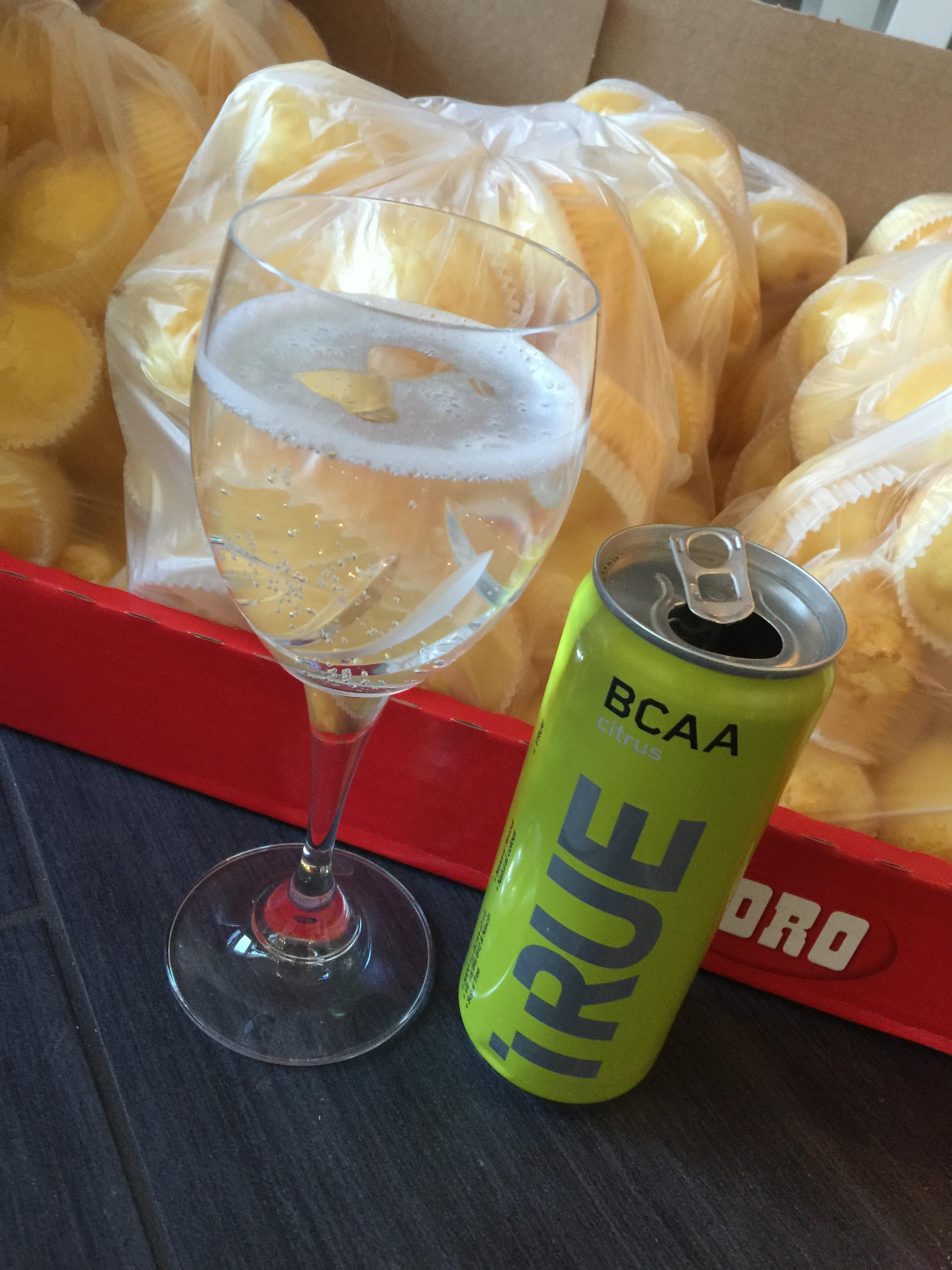 I mangel på vin er det deilig å vite at True aldri svikter meg :)