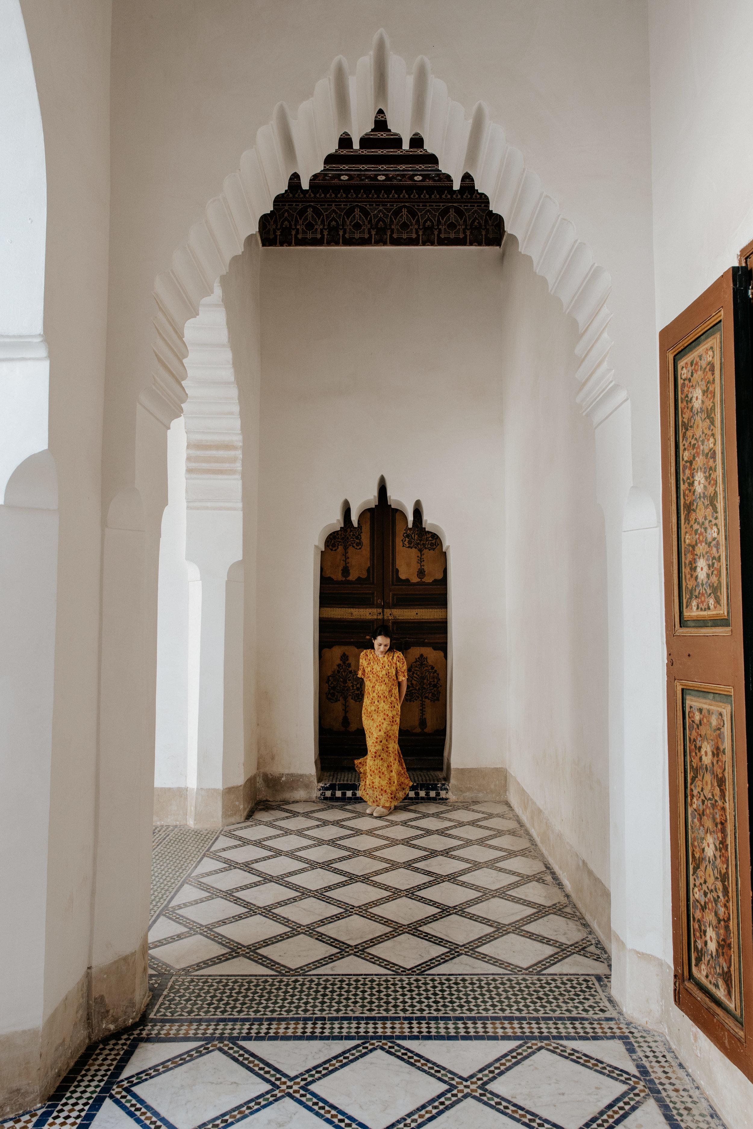 La Bahia Palace