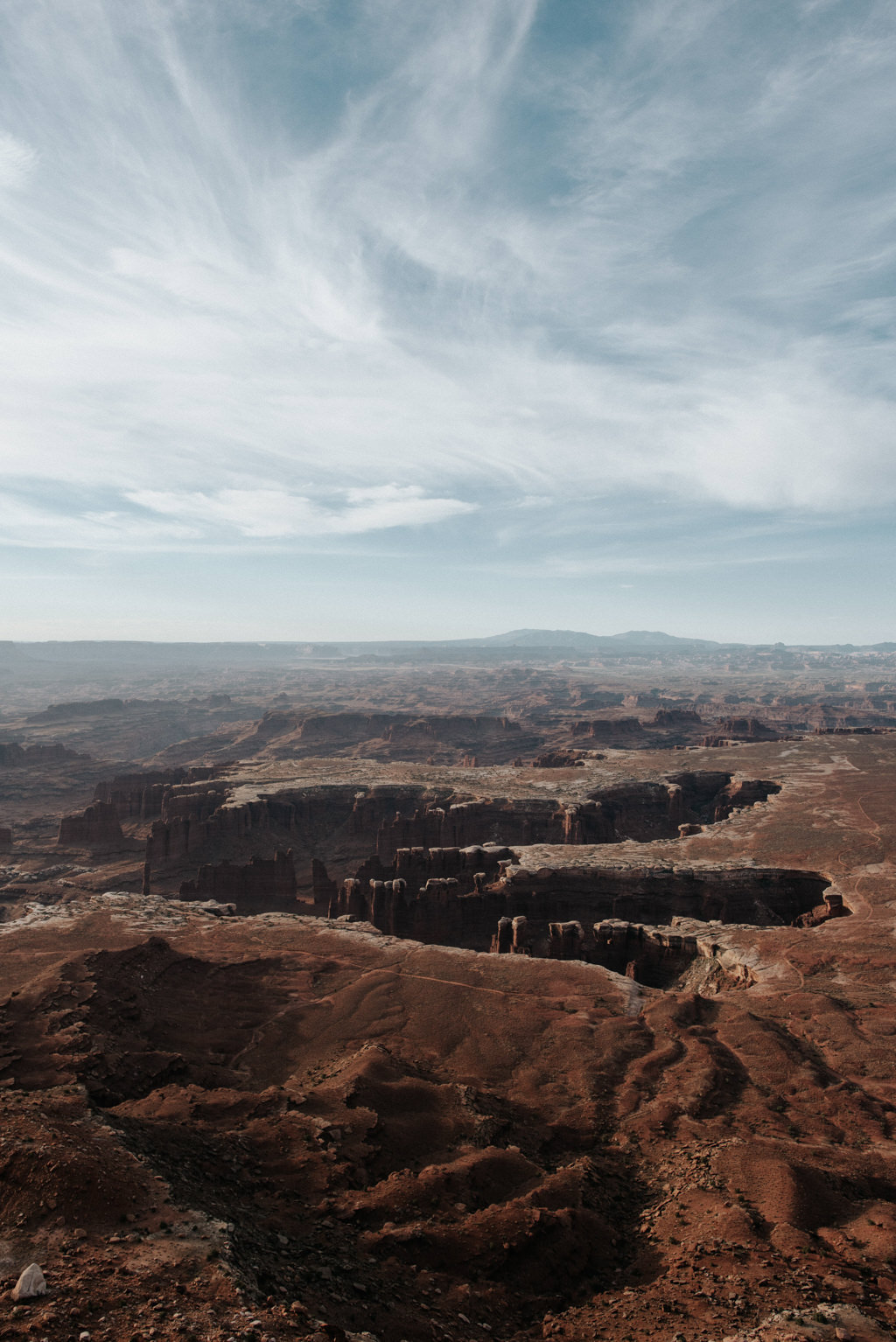 Island in the Sky at Canyonlands National Park