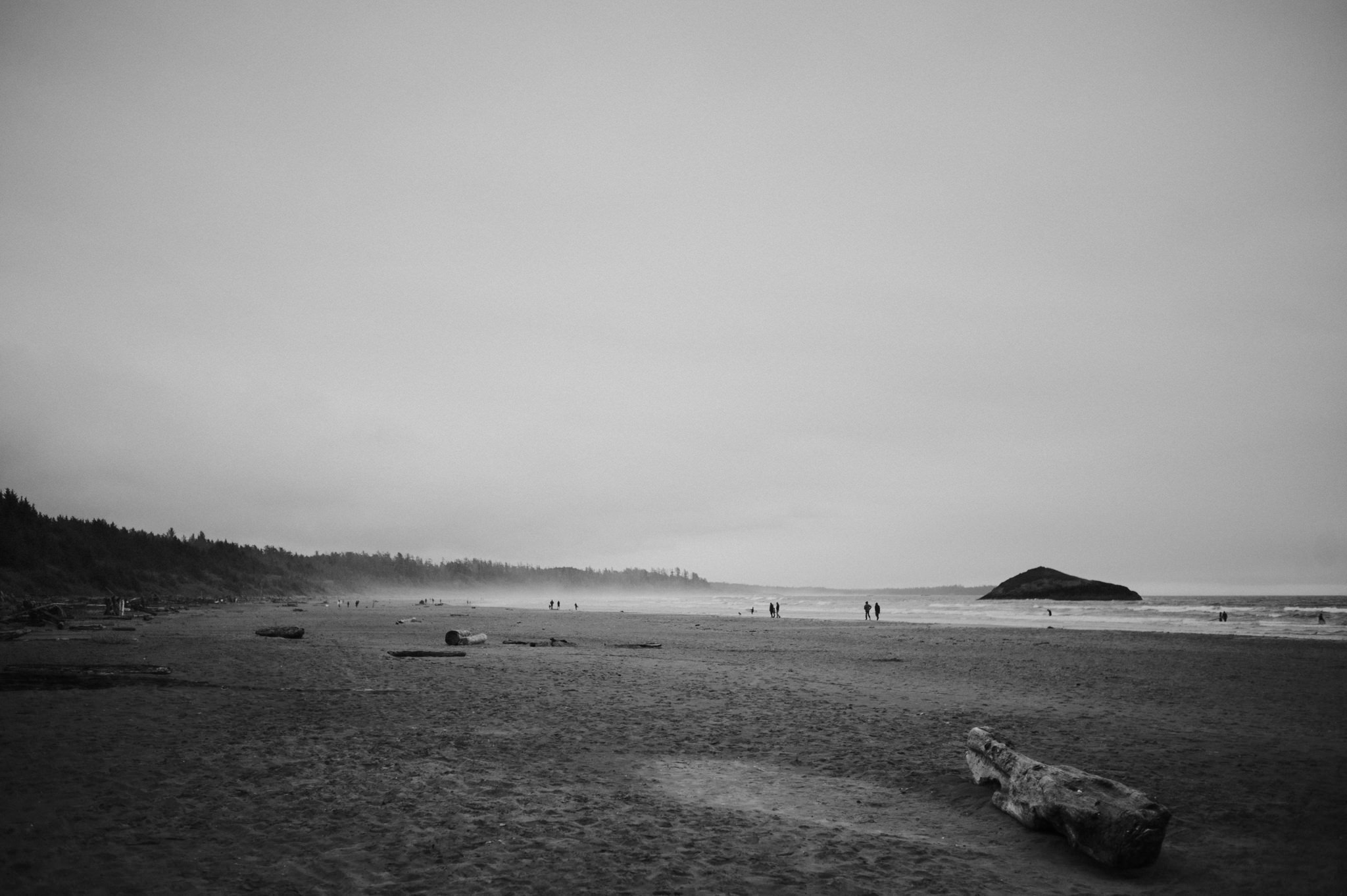 Long Beach in Tofino