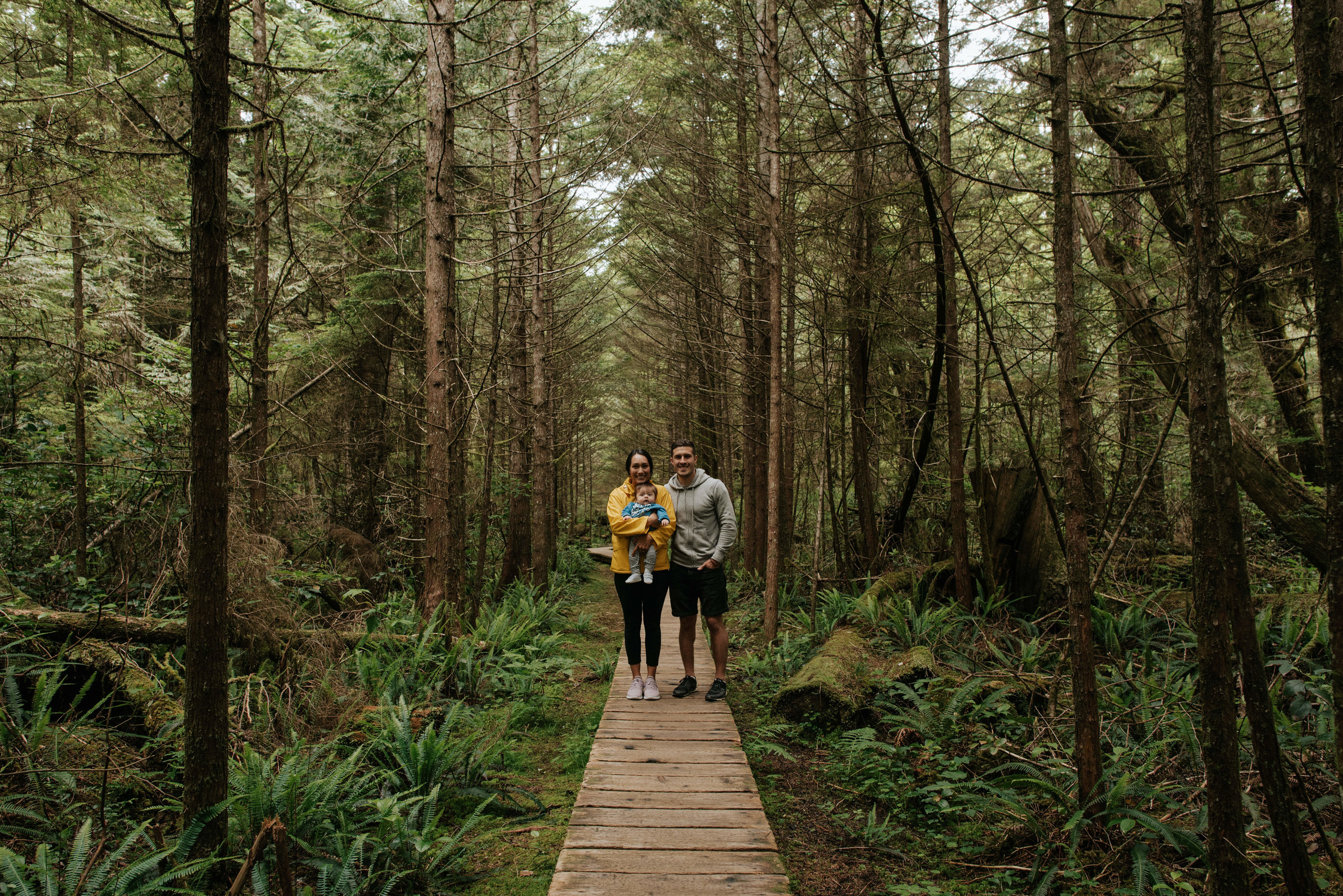 Pacific Rim National Park Reserve in Tofino