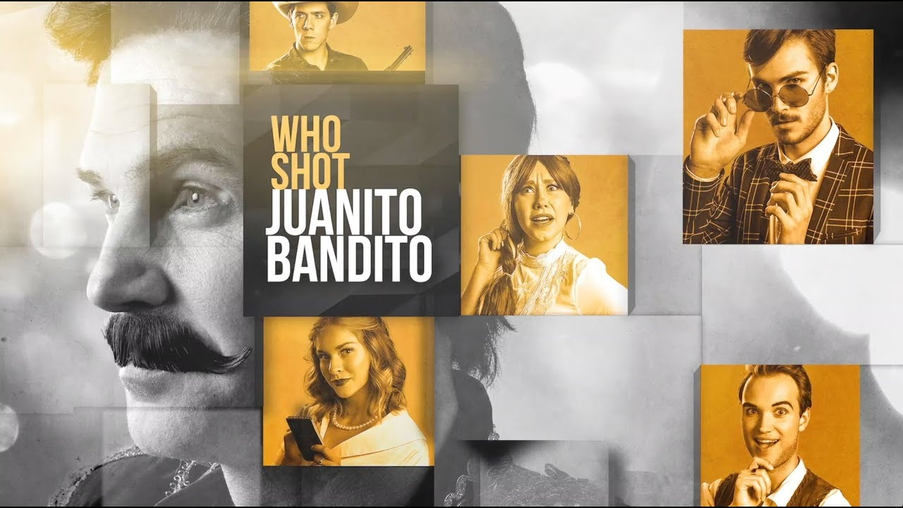 WHO SHOT JUANITO BANDITO by TJ Davis - CLICK HERE TO WATCH IT-Video trailer of the 2018 summer Bandito production at Pickleville