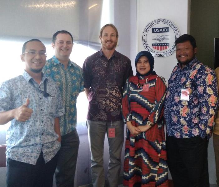 USAID meetings in Jakarta