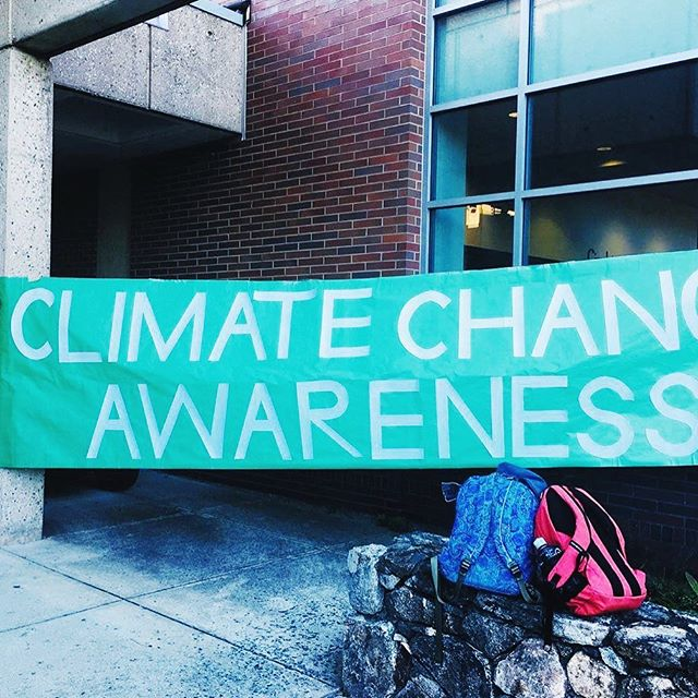 Nice work today @weston_high_school_ct 💚 #youthactivism #climatechangeisreal