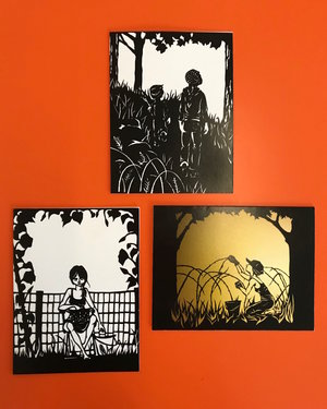 Silhouette Collection -