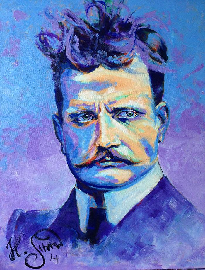 Jean Sibelius, 2014