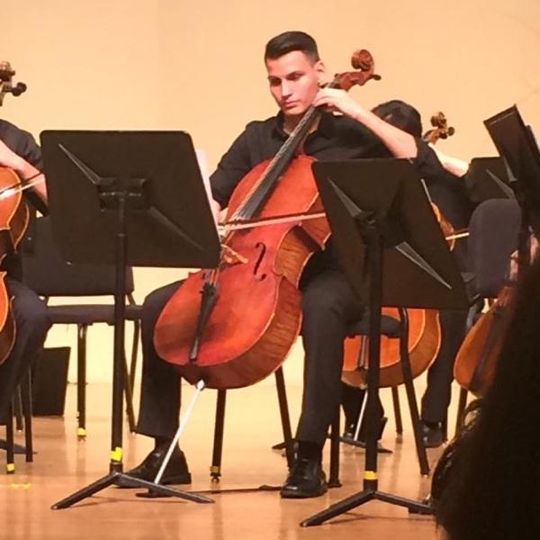 Christian Ibanez - Cello
