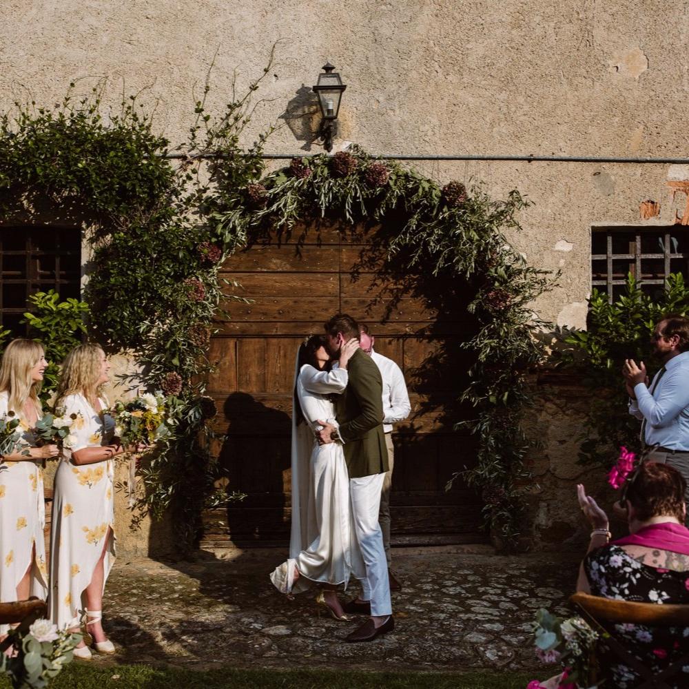 JASON & CANDICE  | ITALY