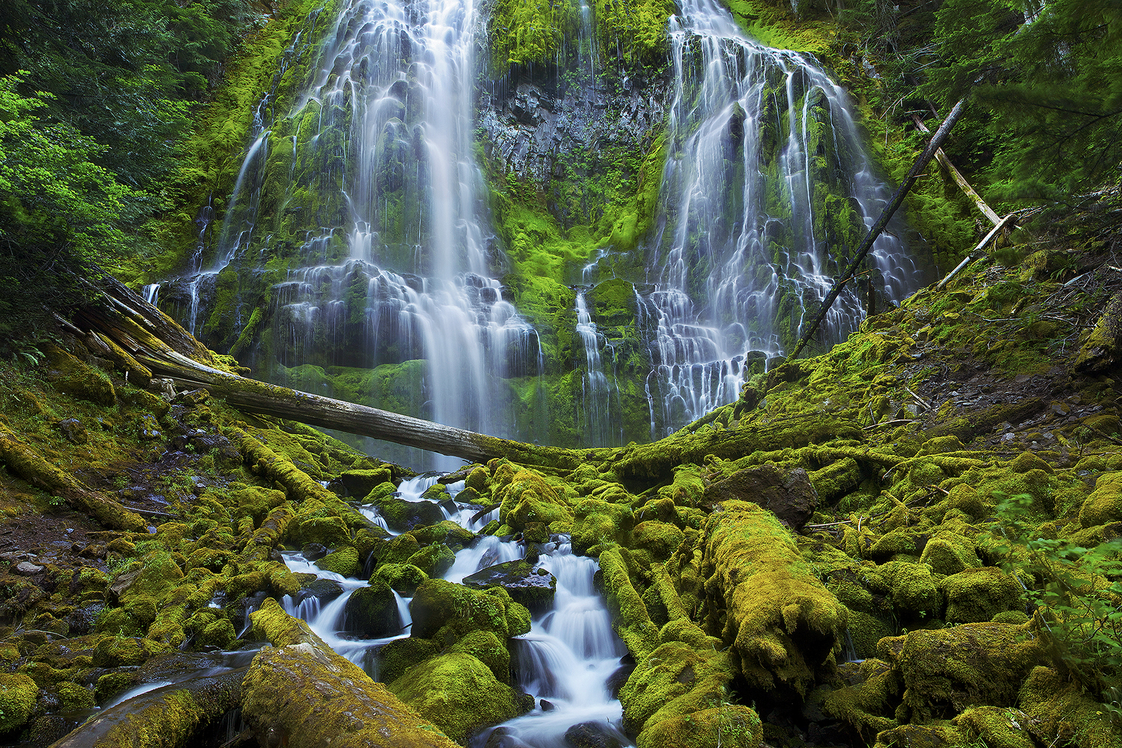 Mystical Waterfalls