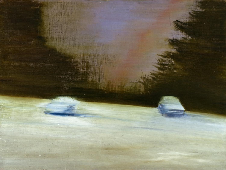Rainbow and Cars, 2006