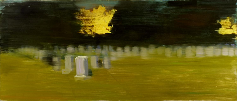 Yellow Splashes, 2007