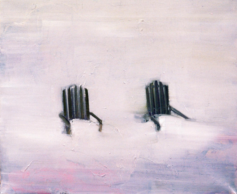 Chair Couple, 2003