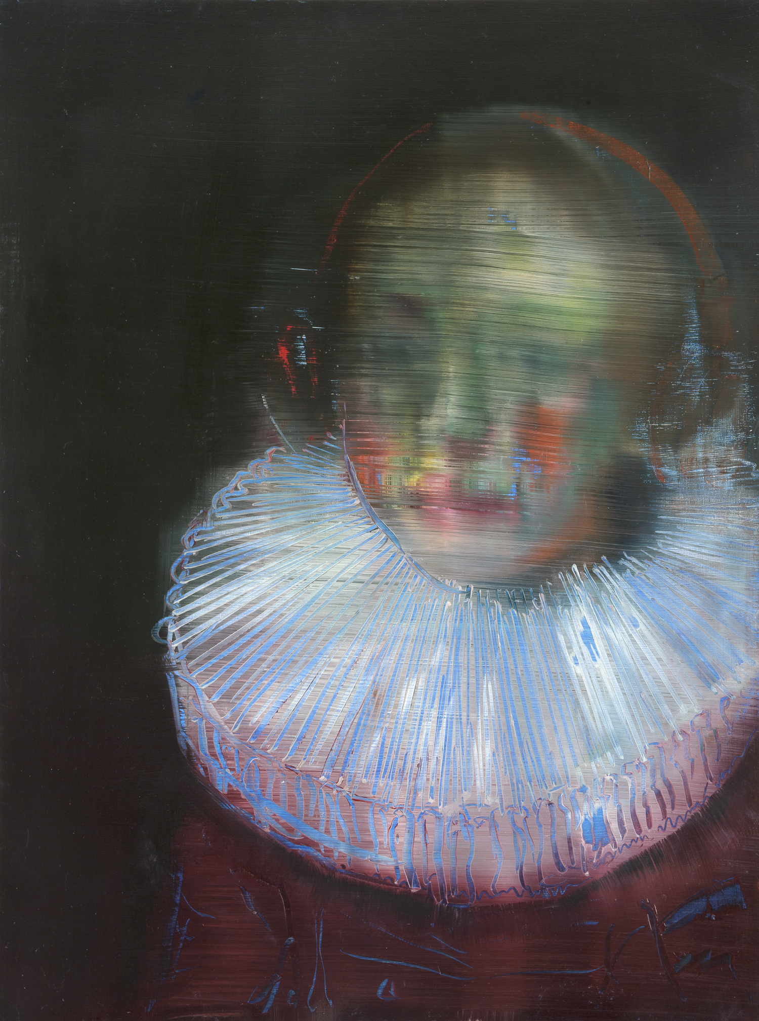 Second Portrait of Gertrude, 2014
