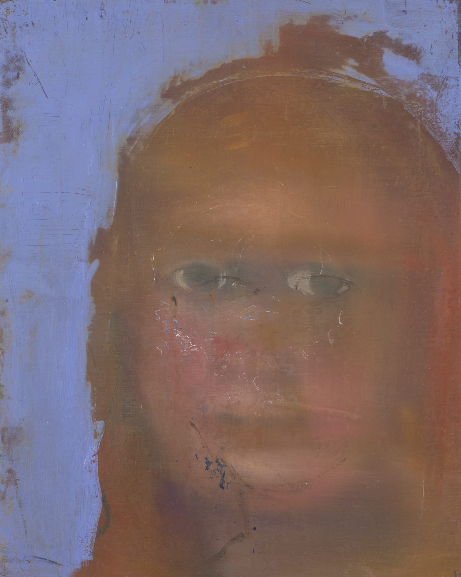 Josepha de Castilla close-up (after Goya), 2013