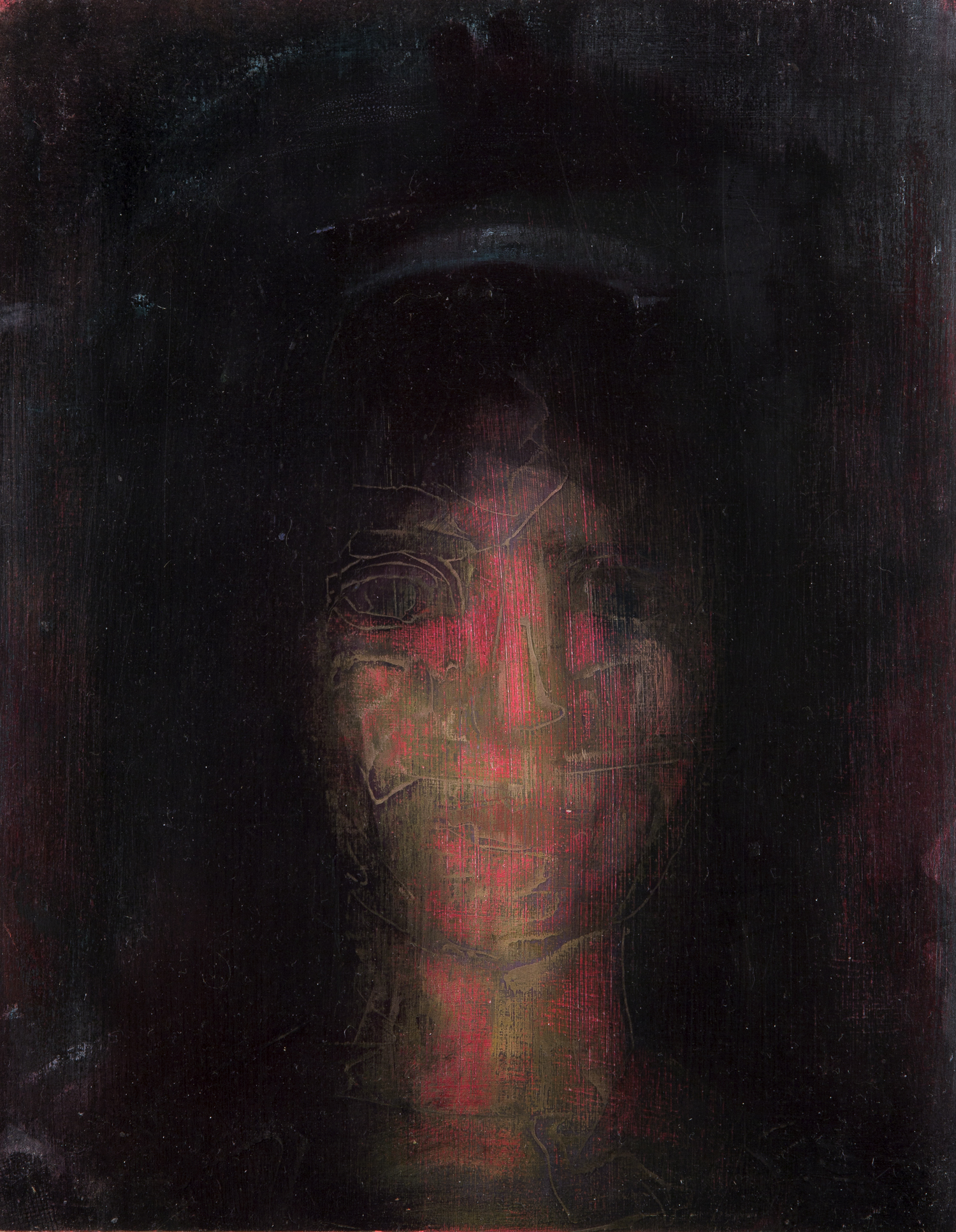 Maria Luisa's Head (after Esteve), 2012