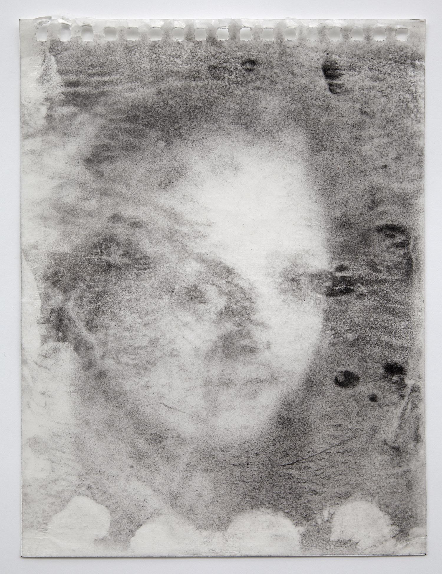 Interleaf Drawing (after Vermeer) 2013