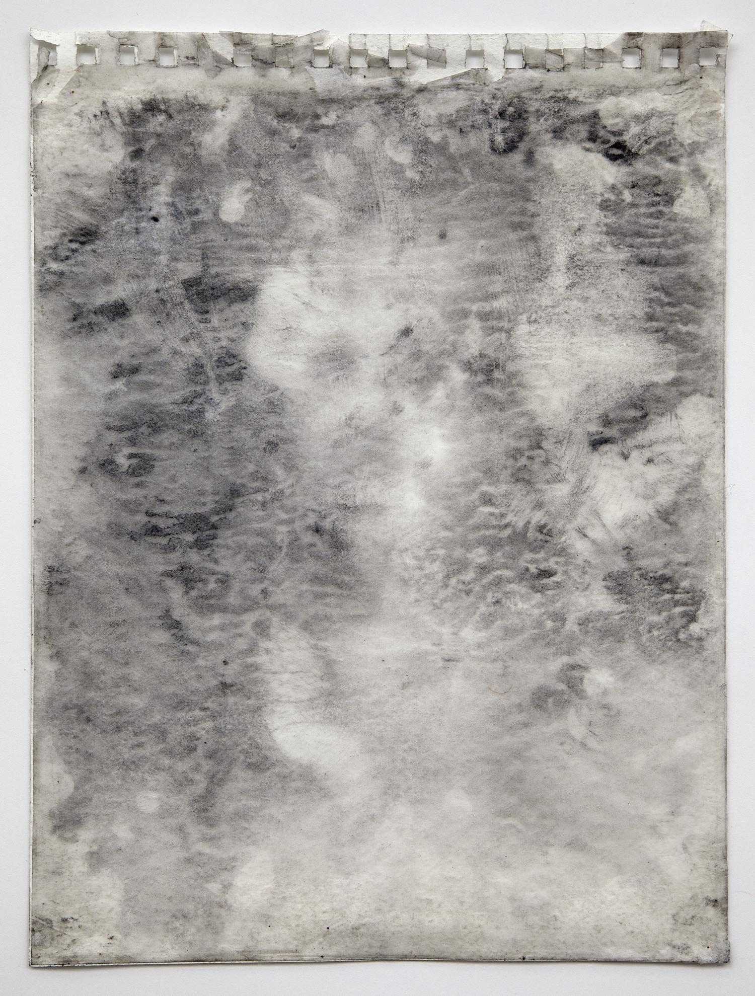Interleaf Drawing (after Goya), 2012
