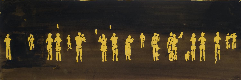 Overlook Drawing 9, 2008