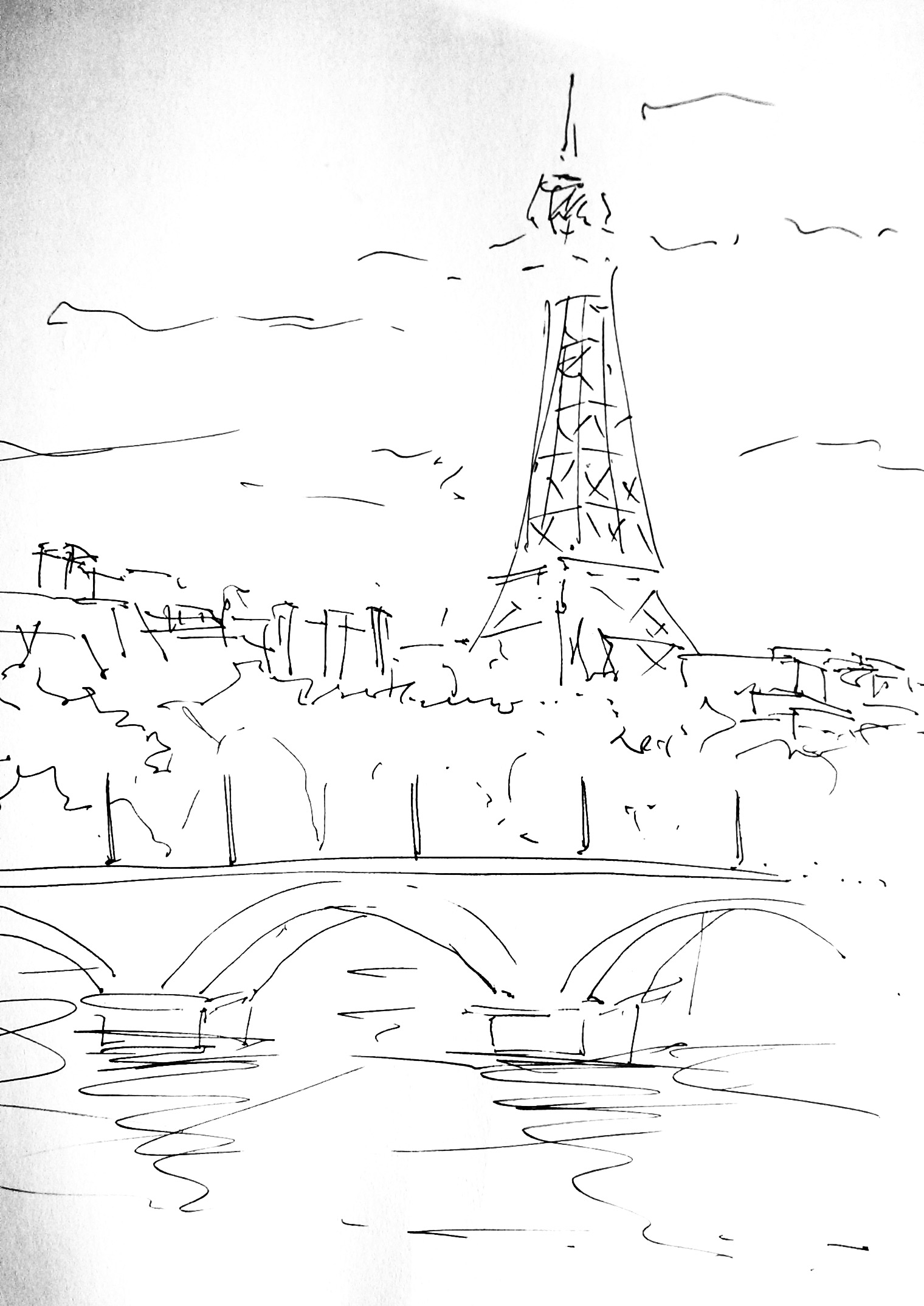Eiffel tower across river.jpg