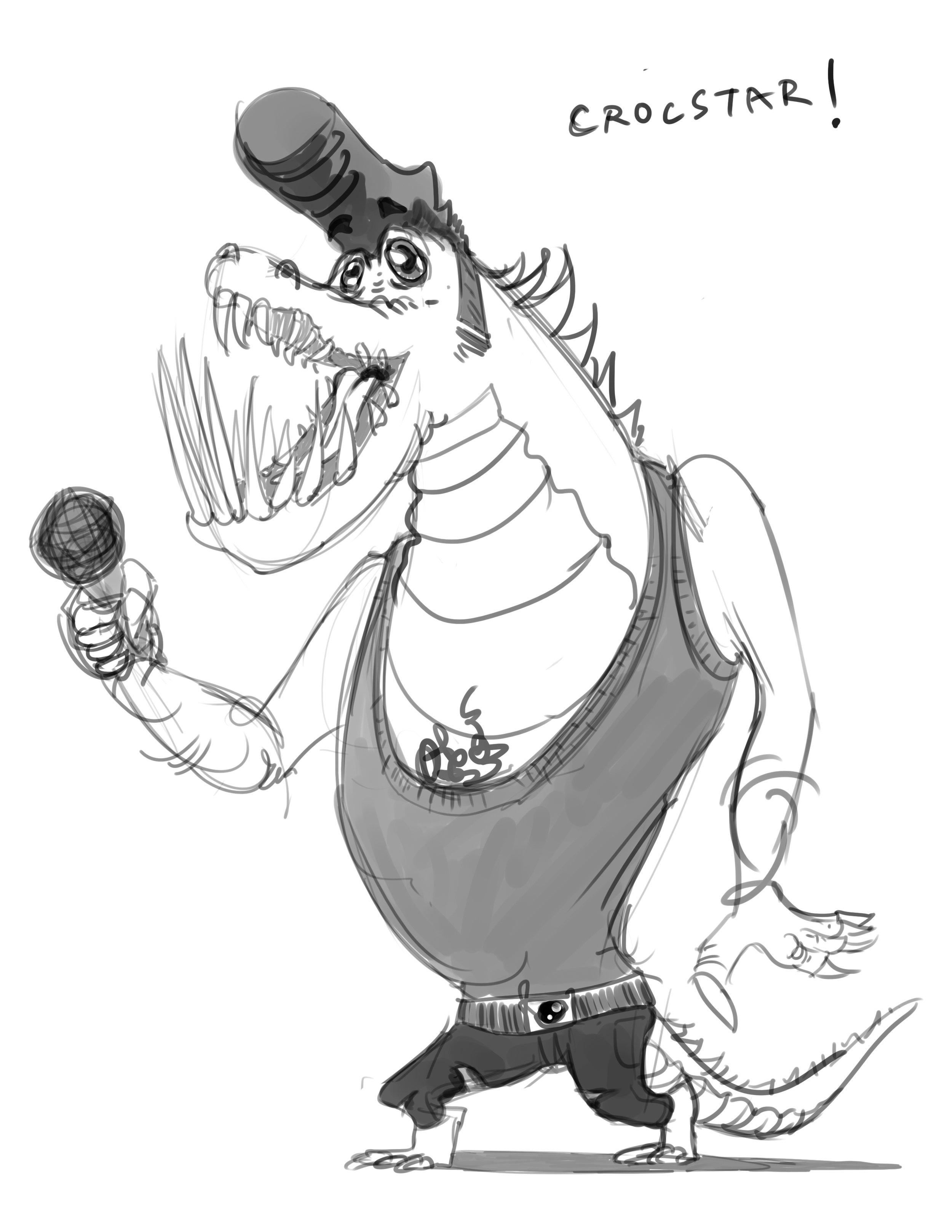Character design - crocstar.jpg