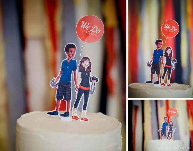 orange-navy-wedding-cake-topper-photo.jpg