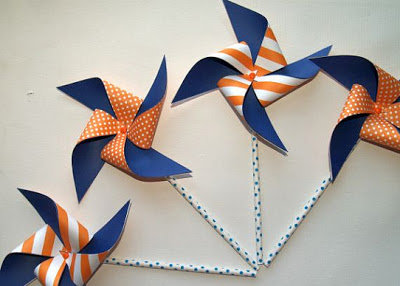 Pinwheels by AFeltAffair